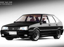 Тюнинг автомобилей ВАЗ 2109