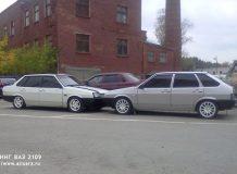 Тюнинг ВАЗ 2109-21099