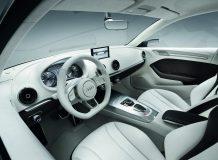 Фото салона Audi A3 e-Tron Concept