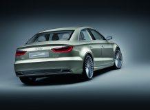 Фото гибрида Audi A3 e-Tron Concept