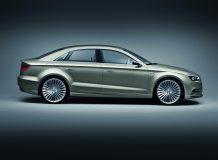 Гибридный седан Audi A3 e-Tron Concept