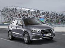 Фото нового Audi Q3 2014