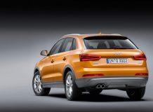 Новый кроссовер Audi Q3