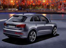 Audi Q3 2014 фото