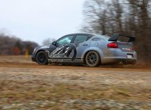 Dodge Avenger Rally Car от ателье Mopar