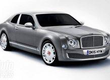 Так может выглядеть новый Bentley Turbo R