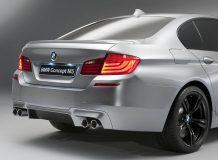 Фото седана BMW Concept M5