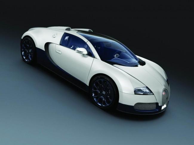Спецверсия Bugatti Veyron Grand Sport для Китая