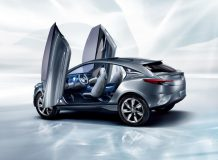 Стильный концепт-кар Buick Envision