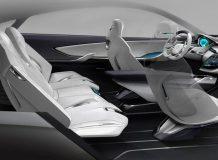 Интерьер Buick Envision Concept