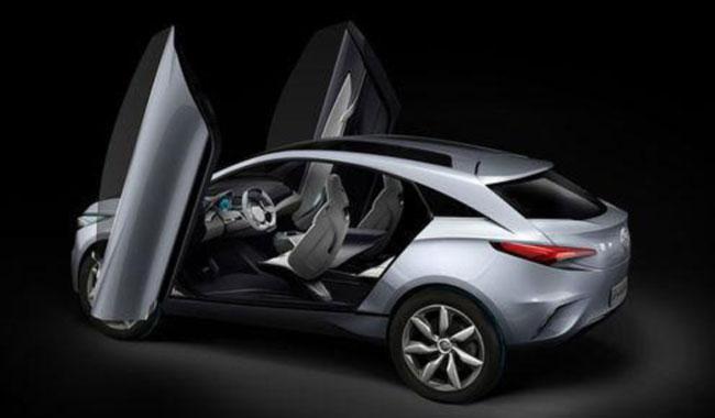 Тизер концепта Buick Envision