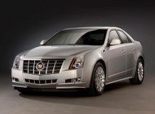 Фото Cadillac CTS 2013