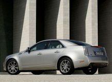 Cadillac CTS 2012 фото