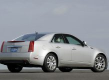 Фото Cadillac CTS II