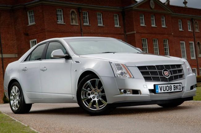 Седан Cadillac CTS II