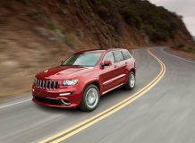 Jeep Grand Cherokee SRT8 фото