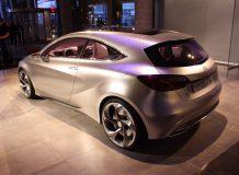 Фото концепта Mercedes Concept A-Class