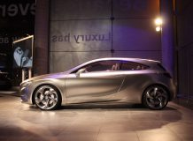 Mercedes представил концепт будущего A-class