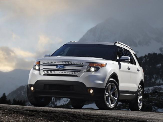 Объявлены цены на новый Форд Экспорер 2011 в России