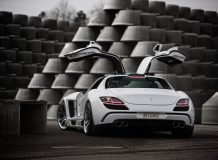 Обвес Gullstream для Mercedes SLS AMG