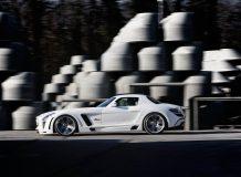 Тюнинг суперкара SLS AMG от FAB Design
