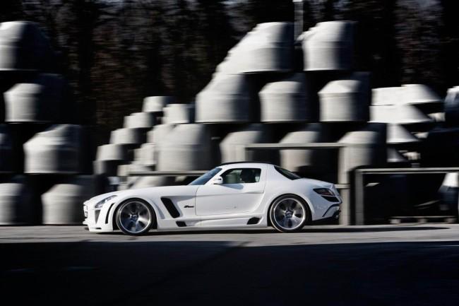 SLS AMG от тюнинг ателье FAB Design