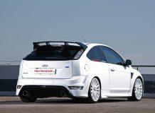 Ford Focus RS от тюнинг ателье MR Car Design