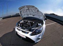 Фото тюнинг Форд Фокус RS