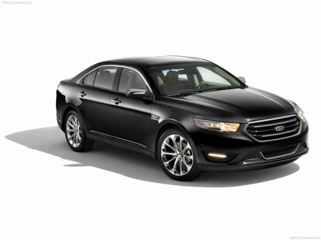 Новый Ford Taurus 6