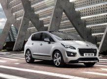 Обновленный Peugeot 3008 2014