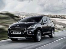 Новый Peugeot 3008 2015 фото