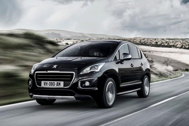Peugeot 3008 2014 фото