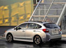 Subaru Impreza IV хэтчбек