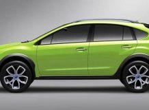 Subaru в Шанхае показала XV Concept