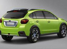 Кроссовер Subaru XV Concept фото