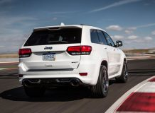 Jeep Grand Cherokee SRT8 2018 фото