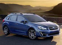 Subaru Impreza 4 хэтчбек