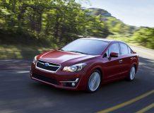 Subaru Impreza 2015 рестайлинг