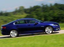 Новый Jaguar XF 2014 фото