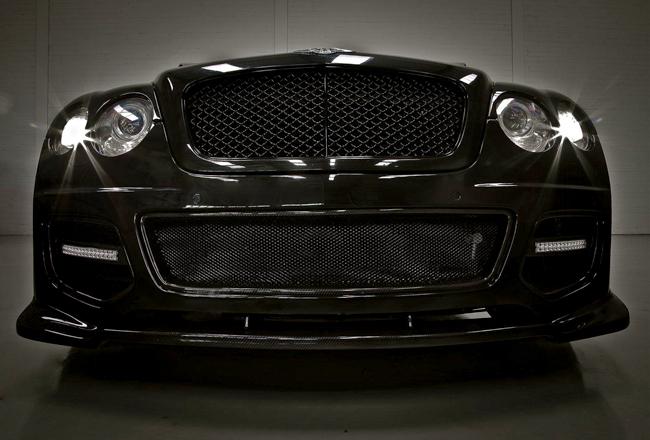 Bentley Continental Platinium GTO от ателье ONYX