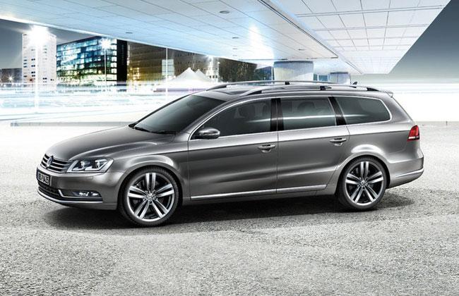 Новый Volkswagen Passat универсал фото