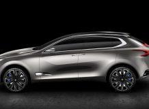 Первые фото концепта Peugeot SXC