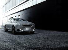 Peugeot Shanghai Cross Concept