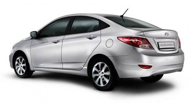 Продажи Hyundai Solaris превзошли Поло седан