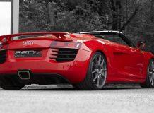 Тюнинг суперкара Audi R8 V10 Spyder