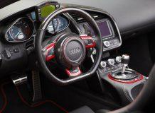Тюнинг салона Audi R8 V10 Spyder