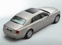 Удлиненный Rolls-Royce Ghost Long фото