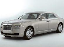 Фото Rolls-Royce Ghost Long Wheelbase