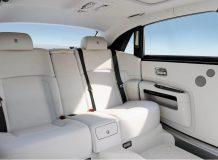 Интерьер удлиненного Rolls-Royce Ghost