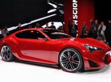 Фото купе Scion FR-S Concept